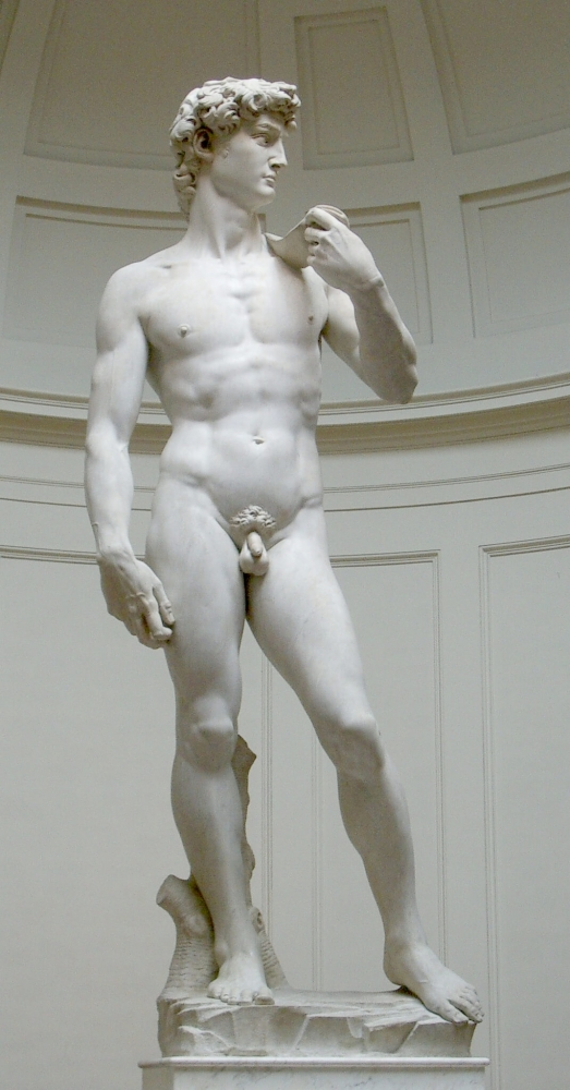 David Karya dari Michelangelo