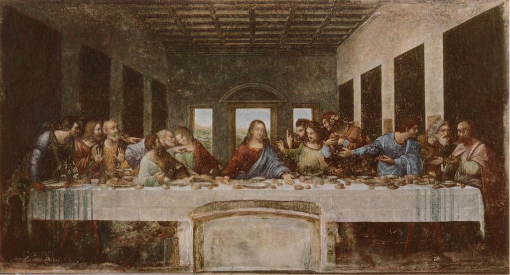 Perjamuan Terakhir Leonardo da Vinci